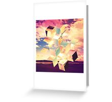 Unravelling Greeting Card