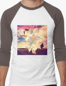 Unravelling Men's Baseball ¾ T-Shirt