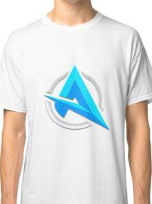 "Alia ""A"" | Logo/Design | White Background |  Classic T-Shirt"