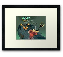 Witchqueen Framed Print