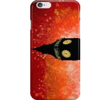 Big Ben - New Years Eve Fireworks 2010 -  2011 - HDR iPhone Case/Skin