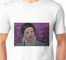 Regina Mills Word Photo Unisex T-Shirt