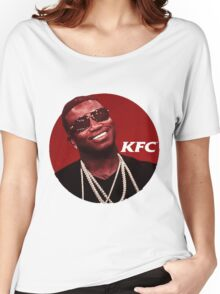 Gucci Kfc Women's Relaxed Fit T-Shirt