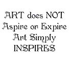 ART does NOT by scholara