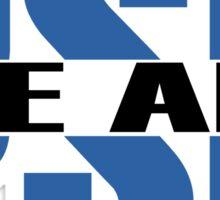 Pennsylvania State University - We Are Split Sticker