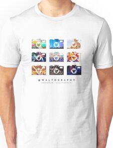 @waltography Unisex T-Shirt