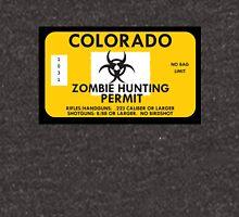 Zombie Hunting Permit - COLORADO Unisex T-Shirt