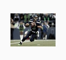 Russell Wilson on the Run Unisex T-Shirt