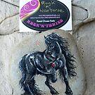 Rock'N'Ponies - ROCK 'N' WARHORSE by louisegreen