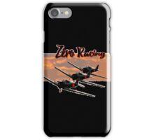 Zero Racing iPhone Case/Skin