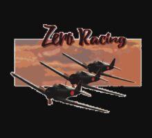 Zero Racing by Amy McDaniel