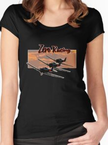 Zero Racing Women's Fitted Scoop T-Shirt