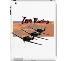 Zero Racing iPad Case/Skin
