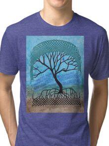 Mangrove Tree of Life Tri-blend T-Shirt