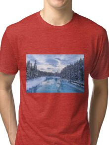 River Of Ice Tri-blend T-Shirt