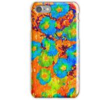 """""""Flower Daze"""" by Carter L. Shepard""""  iPhone Case/Skin"""