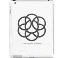 The Philosophy of Geometry iPad Case/Skin