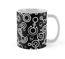 Crop Circles (White Lines) Mug