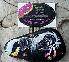 Rock'N'Ponies - CARNIVAL STAR PONY by louisegreen