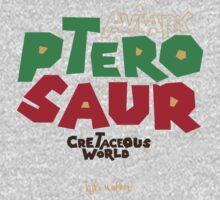 Cretaceous World - Aviary Kids Tee