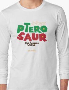 Cretaceous World - Aviary Long Sleeve T-Shirt