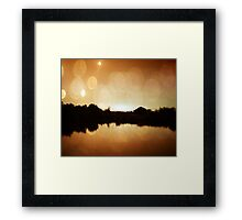 """New Sunset"" by Carter L. Shepard""  Framed Print"