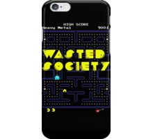 Wasted Games iPhone Case/Skin