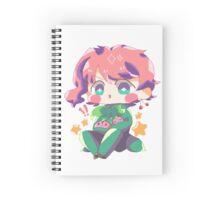 Kakyoin and cherubi Spiral Notebook