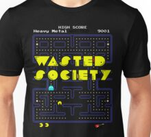 Wasted Games Unisex T-Shirt