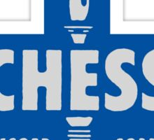 Chess Records Sticker