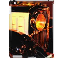 Still Shining iPad Case/Skin
