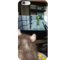 gaming rat iPhone Case/Skin