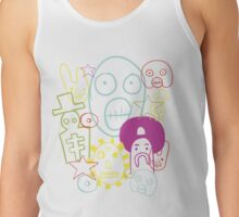 A Journey Through Time And Space Tank Top