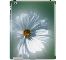 shining white iPad Case/Skin