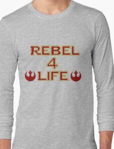 Rebel Alliance: Rebel 4 life Long Sleeve T-Shirt