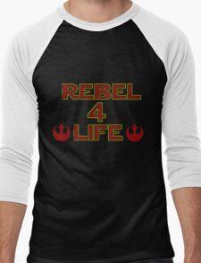 Rebel Alliance: Rebel 4 life Men's Baseball ¾ T-Shirt