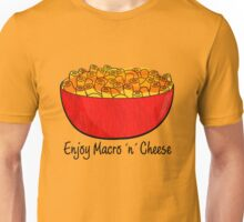 Macro and Cheese Unisex T-Shirt