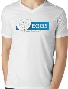 Eggs - Always One Punch Mens V-Neck T-Shirt