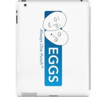 Eggs - Always One Punch iPad Case/Skin