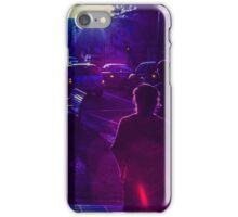 Pedestrians on Johnson Street iPhone Case/Skin