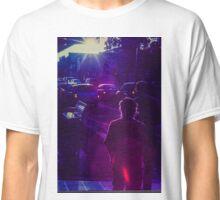 Pedestrians on Johnson Street Classic T-Shirt