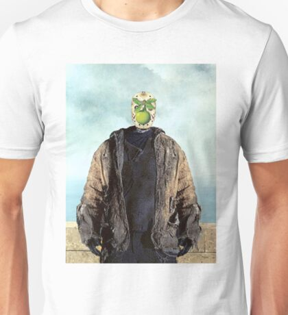 """Jason Vorhees in """"The Son of a Man"""" Unisex T-Shirt"""