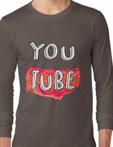 YouTube Long Sleeve T-Shirt