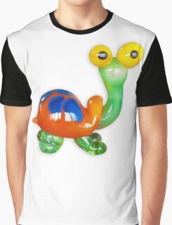 Funny turtle Graphic T-Shirt