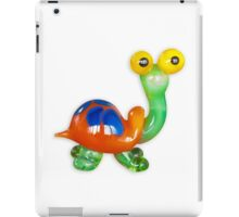 Funny turtle iPad Case/Skin