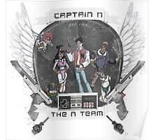 Captain N The Game Master Poster