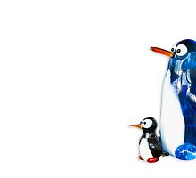 Two penguins by igorsin