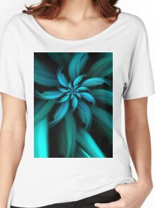 The Blue Dahlia Reprise Women's Relaxed Fit T-Shirt