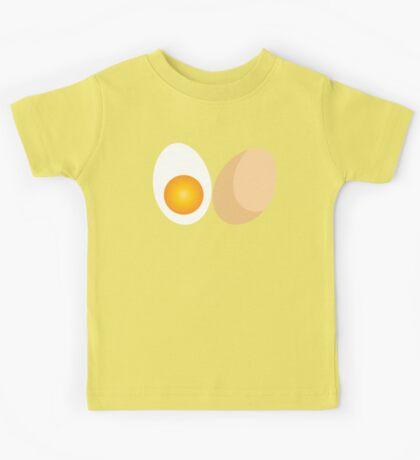 eggs boiled Kids Tee