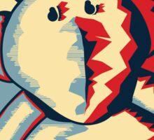 Vote Koopa (Clothing) Sticker